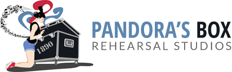 Rehearsal Studio Vancouver - Soundproof Studio Rental - Pandora's Box